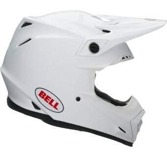 Шлем Bell Moto-9 Mips WHT - L
