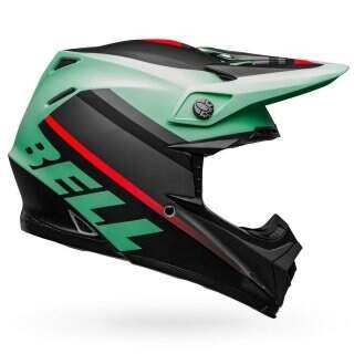 Шлем Bell Moto-9 Mips PROPHECY Matte Gn/Inf/Bk - L