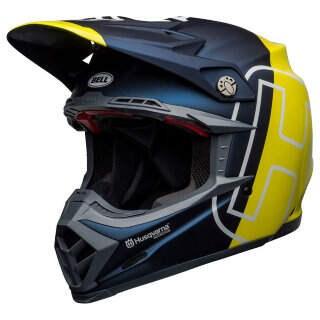 Шлем Bell MOTO-9 FLEX GTLND M\G BL\HIVZ - L