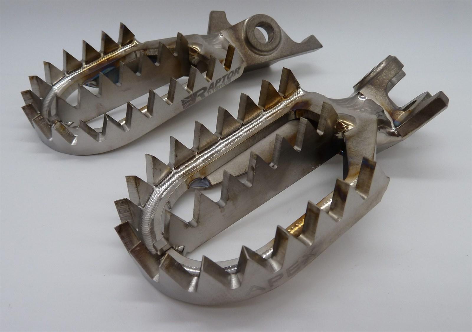Подножки Raptor Titanium Apex Kawasaki