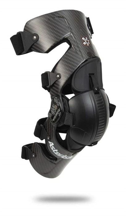 Защита коленей Asterisk CARBON CELL - фото 5592
