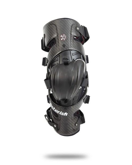 Защита коленей Asterisk CARBON CELL - фото 5594